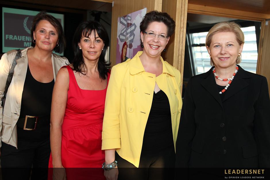 10 Jahre Frauennetzwerk Medien