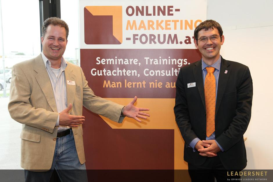 Online-Marketing-Forum: 5. Geburtstag