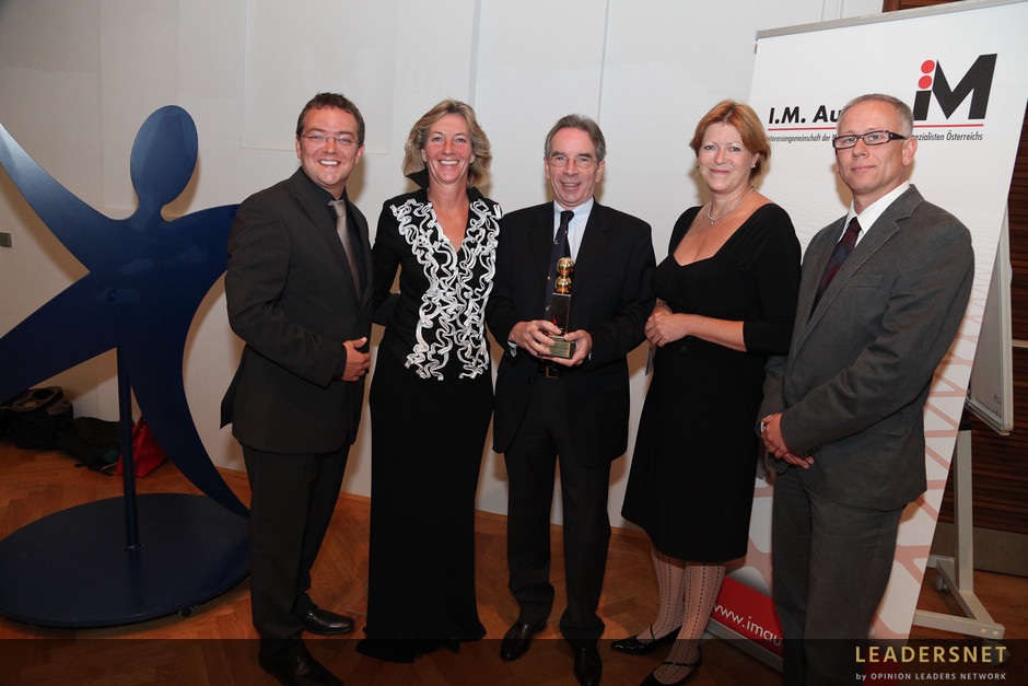 Verleihung des IMA-Awards 2009