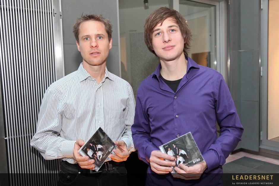 Vienna Vocal Consort BYRD - CD-Präsentation