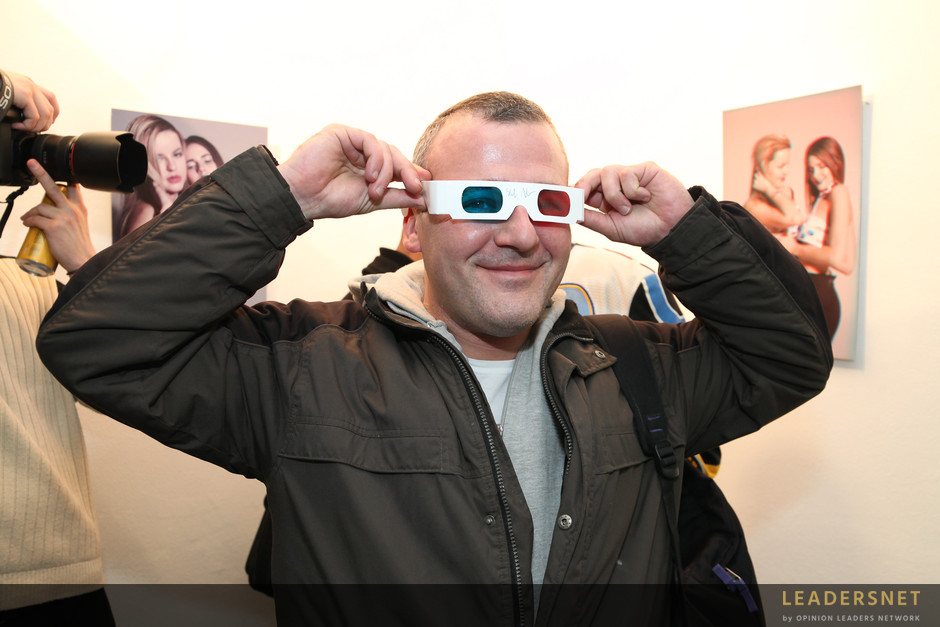"""Galerie Studio 18: """"Beziehungen in 3D"""""""