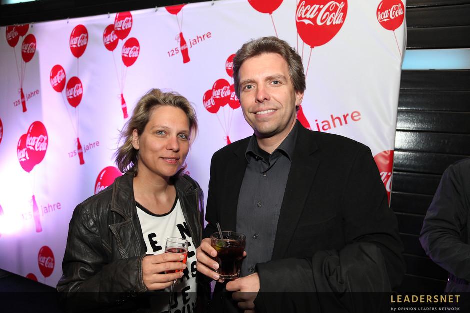 125 Jahre Coca Cola