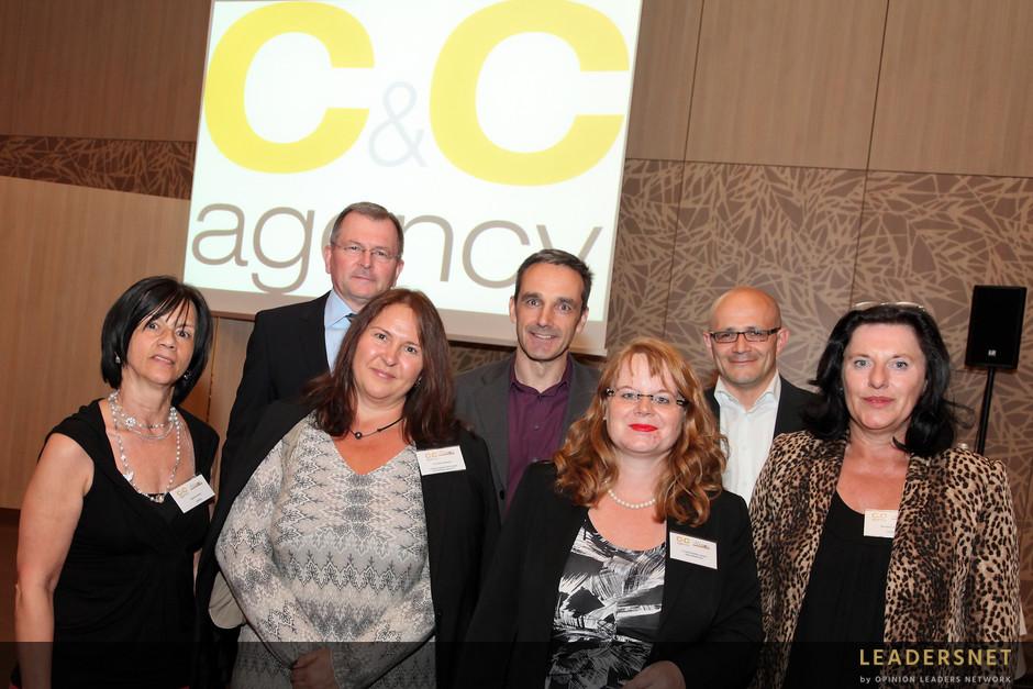 C&C Agency und The Vision Club laden zum 10-Jahres-Jubiläum