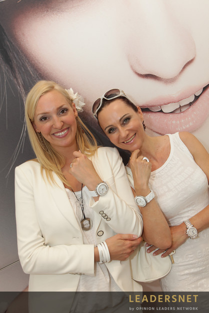 Swatch - Red Carpet White Party