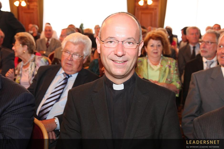 Verleihung Goldenes Ehrenzeichen an Birgit Sarata - Fotos K.Schiffl