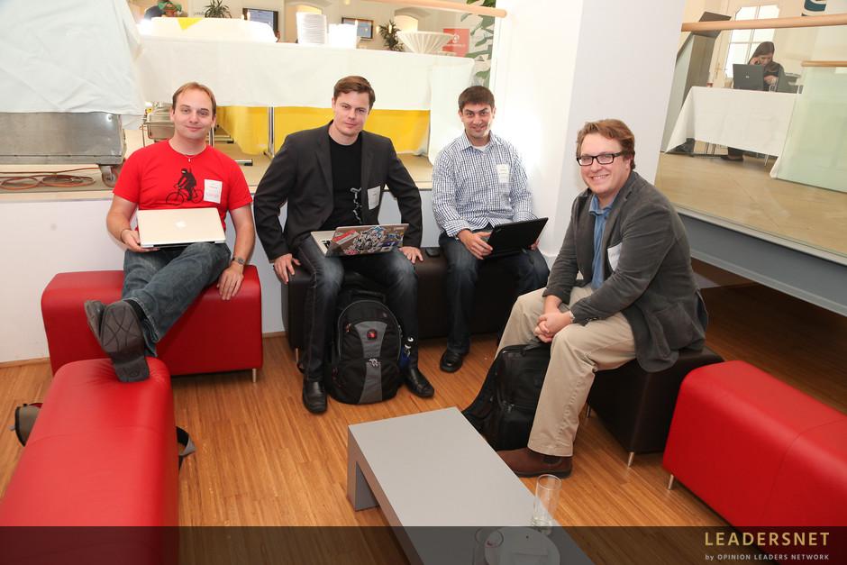 1. Google Analytics Konferenz D-A-CH - Fotos K.Schiffl
