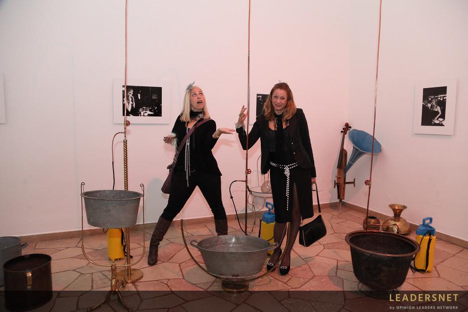 Gschnas im Künstlerhaus - Fotos K.Schiffl