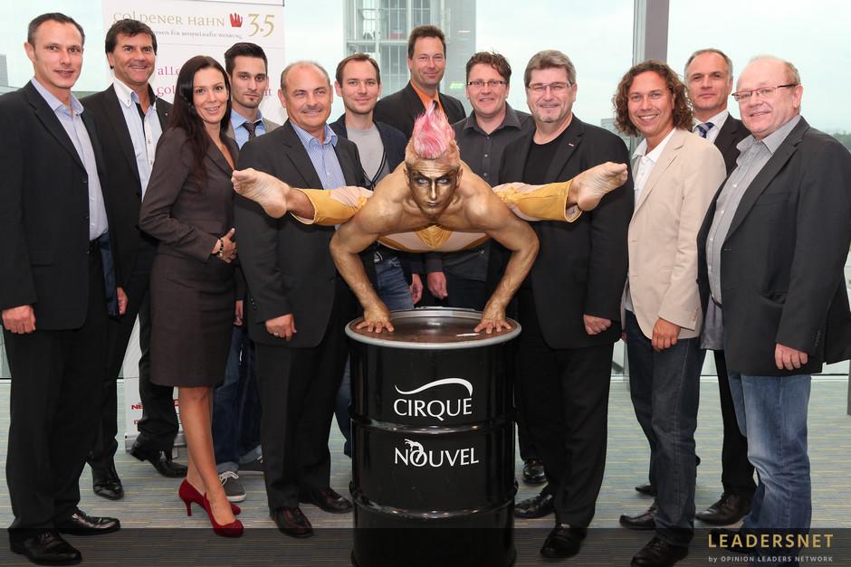 Nominierungsgala Goldener Hahn 2012 - Fotos K.Schiffl
