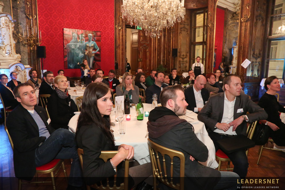 dmexco Satellite Business Dinner - Fotos K. Schiffl