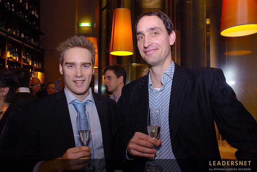 Neujahrstreffen Martschin & Partner - Fotos G.Langegger