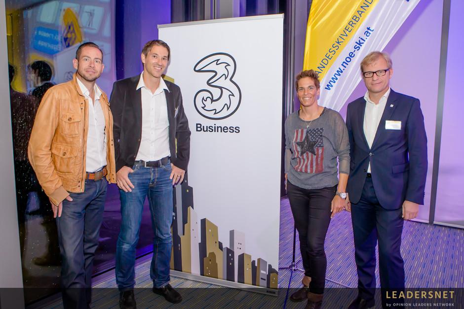 Kick-Off Veranstaltung des NÖ Skipools - Ski meets Business - Fotos C.Mikes