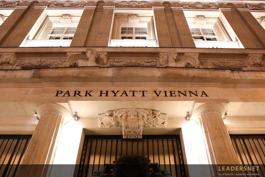 Eröffnung Vienna Time