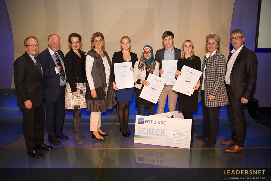 Verleihung 6. Journalistenpreis