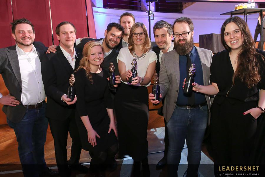 CCA-Award 2016
