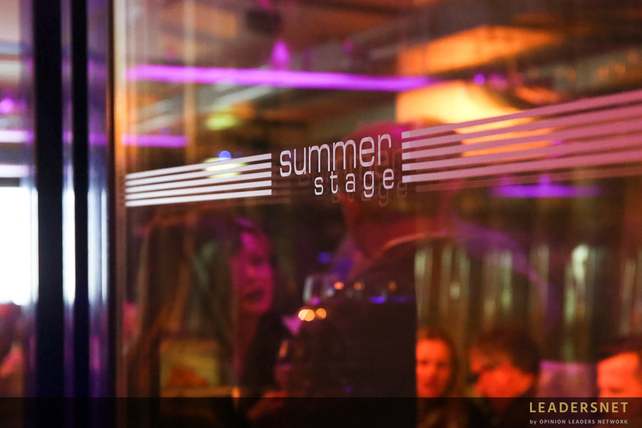 Eröffnung Summerstage