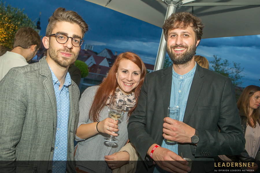 Fifteen Seconds Festival Opening Ceremony
