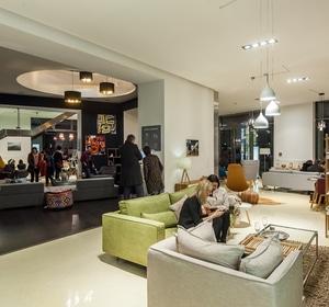 home24 showroom er ffnung leadersnet. Black Bedroom Furniture Sets. Home Design Ideas