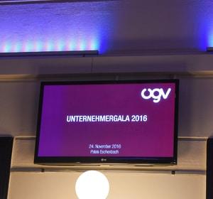 Unternehmergala des ÖGV (24. November 2016)