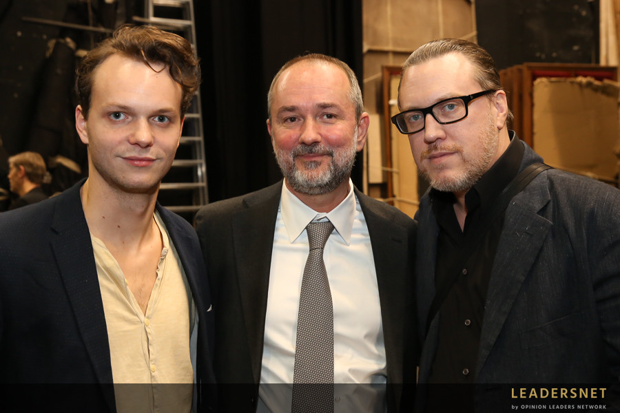 "Premiere ""Geächtet"" Burgtheater"