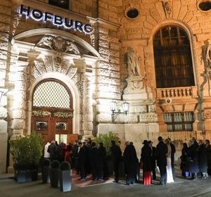 Hofburg Silvesterball (31. Dezember 2016)