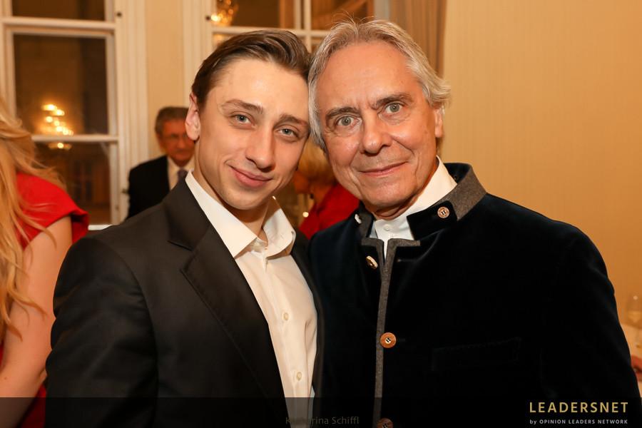 """Wiener Staatsballett: Premiere """"Le Pavillon d'Armide, Le Sacre"""""""