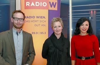 Radio Wien Talk im Turm