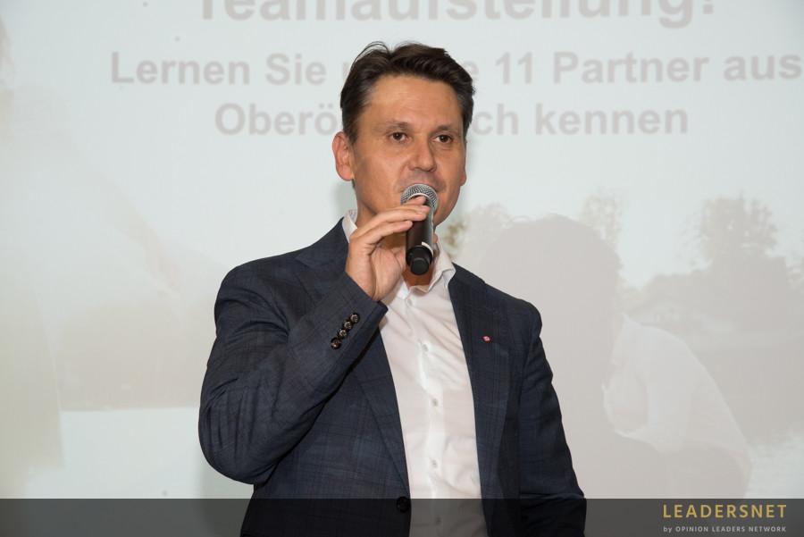 """Netzwerkabend - Oberösterreich & Wien im """"Doppelpass"""""""
