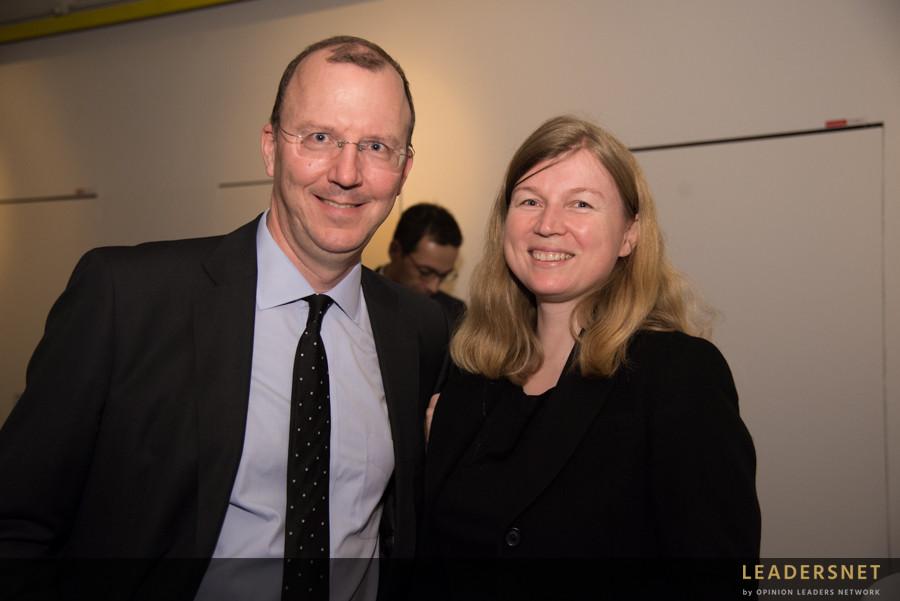 Verleihung des Prof. Horst Knapp-Preises 2016