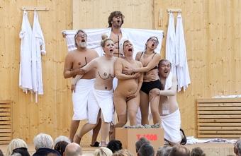 Kultur Sommer Laxenburg-Premiere