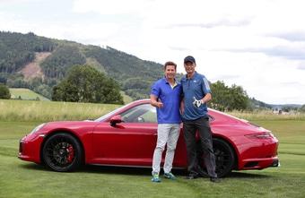 Porsche Golf Cup am Attersee