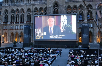 Eröffnung Film Festival Wien