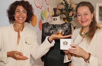 Katharina Kaesbach / Parfüm Launch