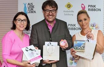 PINK RIBBON - 25 Jahre / Österreichischen Krebshilfe Salzburg