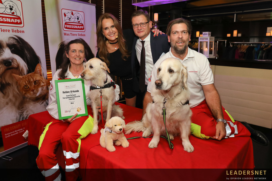 Fressnapf hilft-Award 2017