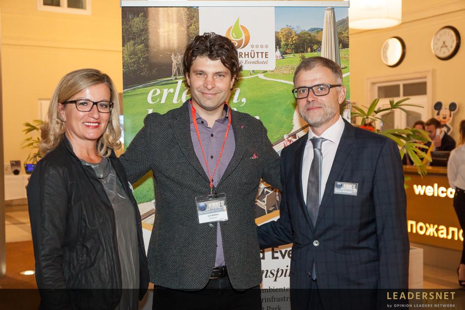 Meet the Best und Verleihung der Goldenen Flipcharts