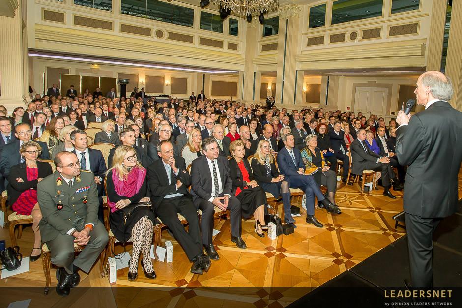 Arex Aufsichtsrats-Gala 2017