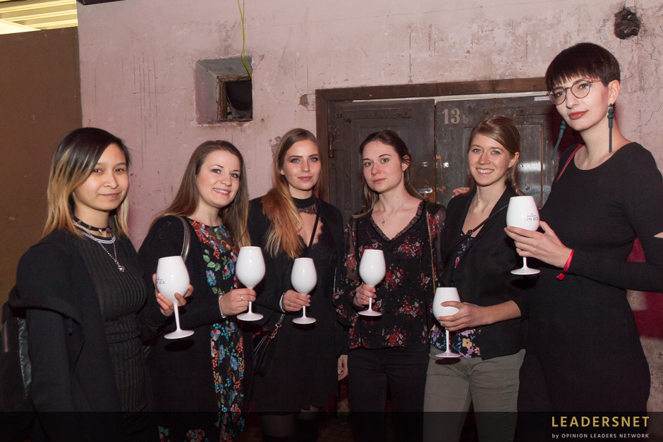 Maxima/Comepass Blogger-Award-Verleihung