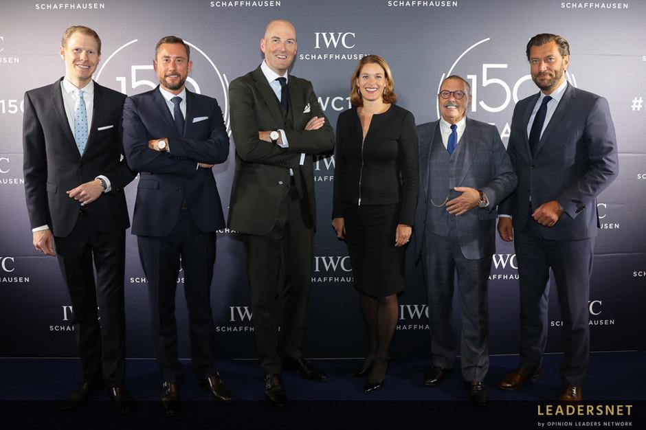 150 Jahre IWC Schaffhausen