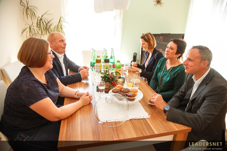 Betriebsbesuch der WKNÖ Fachgruppe Werbung bei Agentur Jules Moody