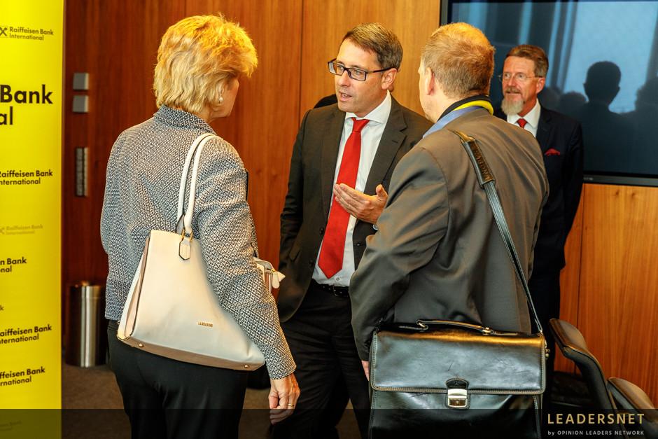 Executive Breakfast Talk, Österreichisches Zentrum für Nachhaltigkeit