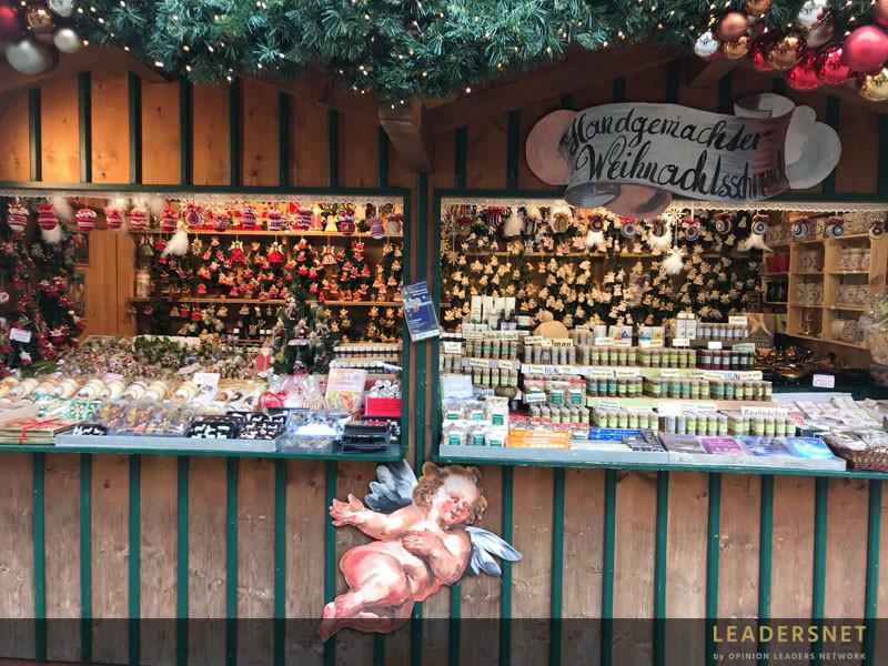 Adventmarkt St. Wolfgang - St. Gilgen - Strobl
