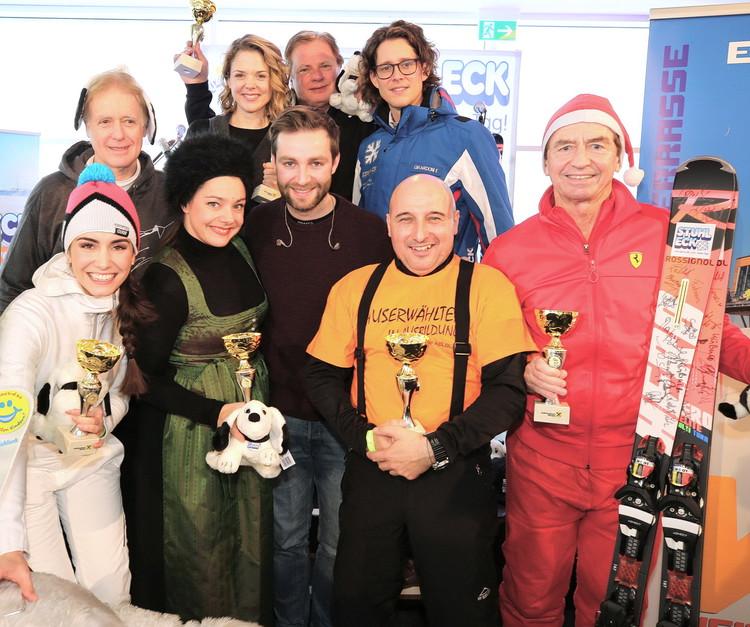 VIP-Skiopening am Stuhleck