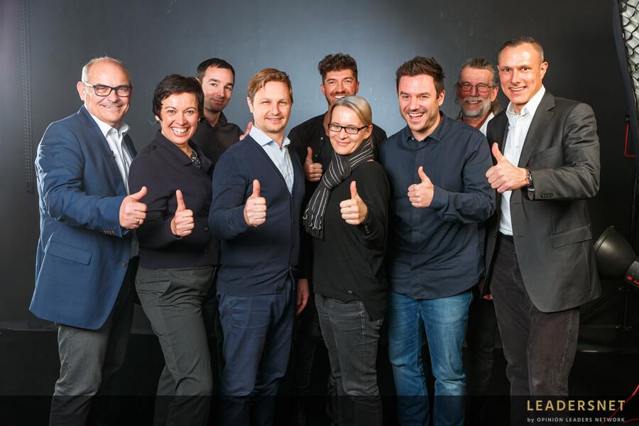 WKNÖ FG Werbung zu Gast bei OYA-Brand