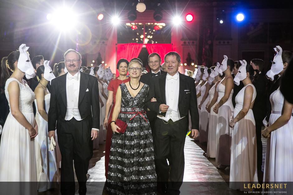 Ball des Kaufmännischen Vereins und der WKO Oberösterreich