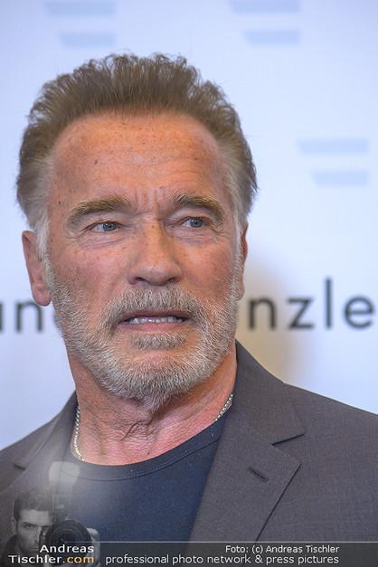 Schwarzenegger trifft Kurz