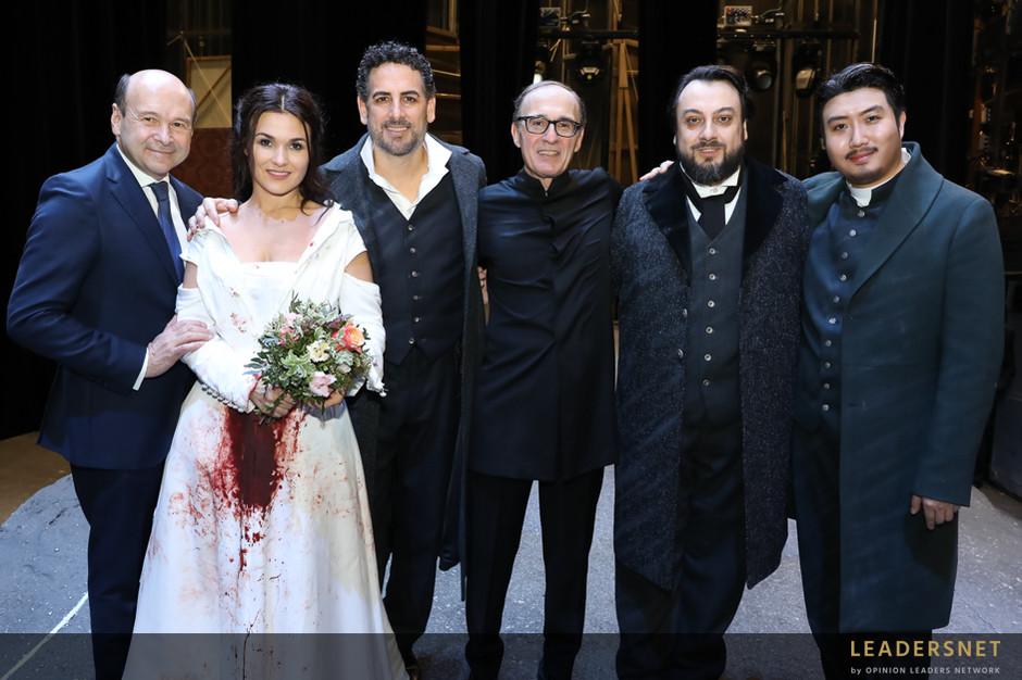 Premiere Lucia di Lammermoor