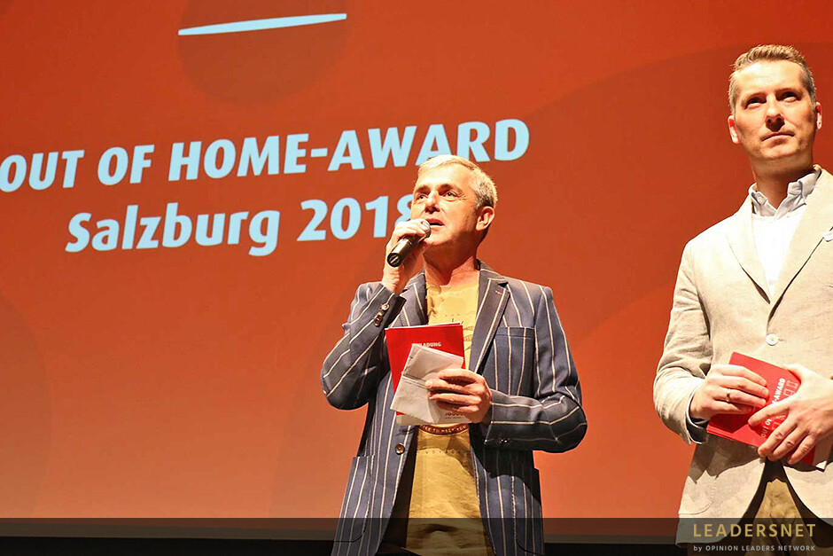 Out of Home Award Salzburg