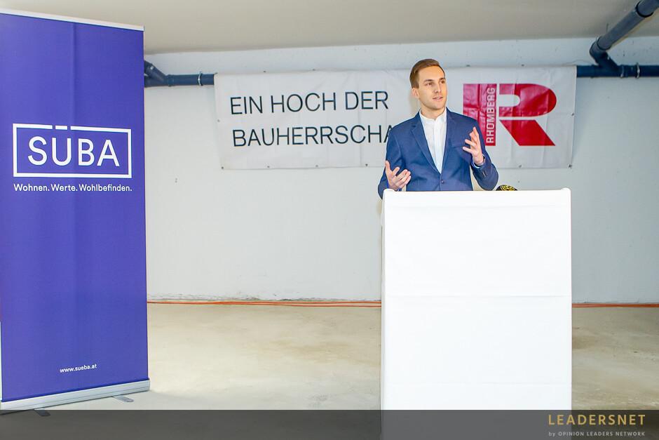 """SÜBA Gleichenfeier """"Das Kutscha"""""""
