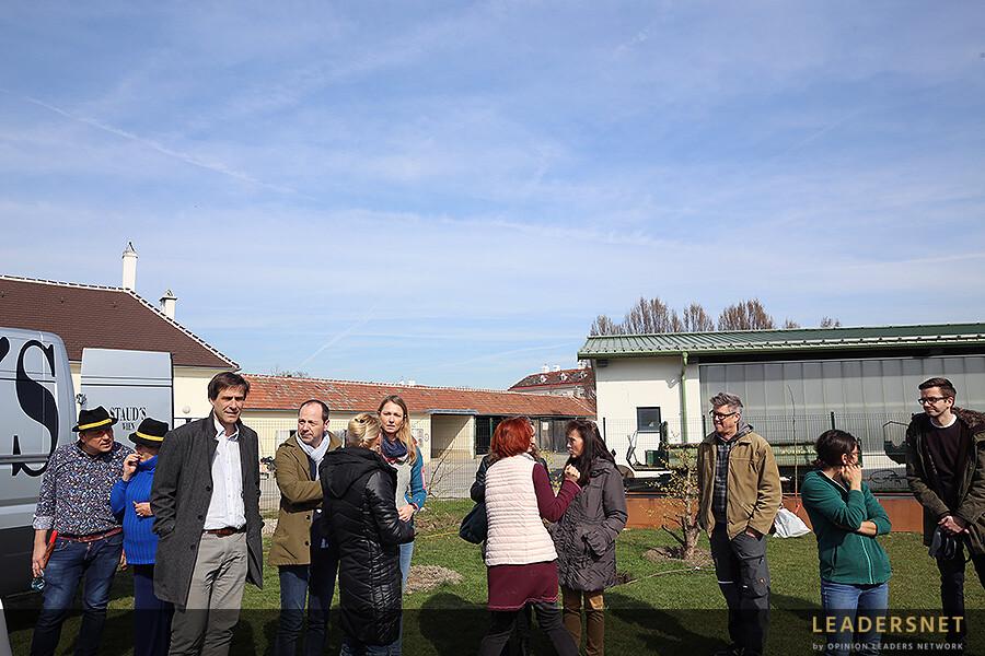 STAUD'S Baumpflanzung City Farm