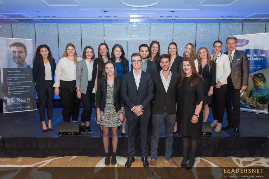 Young Hotelier Award 2019